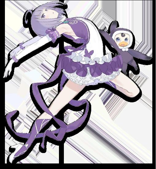 リズムゲームアプリ『ポッピンQ Dance for Quintet!』公式サイト